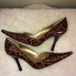 BcBGirls animal print heels